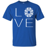 LOVE Quilting Custom Ultra Cotton T-Shirt - Crafter4Life - 10