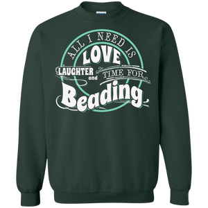 Time for Beading Crewneck Sweatshirts - Crafter4Life - 1