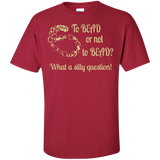 To Bead or Not to Bead Men's and Unisex T-Shirts - Crafter4Life - 4