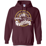 Time for Quilting Pullover Hoodies - Crafter4Life - 8