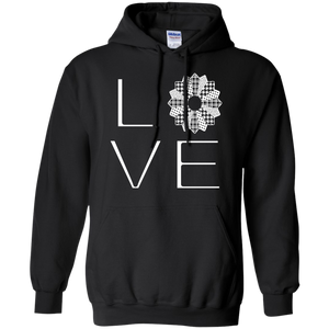 LOVE Quilting Pullover Hoodies - Crafter4Life - 2