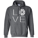 LOVE Quilting Pullover Hoodies - Crafter4Life - 4