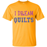 I Dream Quilts Custom Ultra Cotton T-Shirt - Crafter4Life - 9