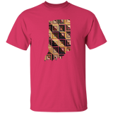 Indiana Quilter Cotton T-Shirt