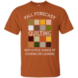 Fall Forecast - Quilting Ultra Cotton T-Shirt
