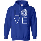 LOVE Quilting Pullover Hoodies - Crafter4Life - 6