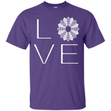 LOVE Quilting Custom Ultra Cotton T-Shirt - Crafter4Life - 11
