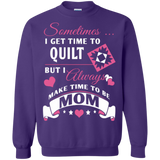 Time-Quilt-Mom Crewneck Sweatshirts - Crafter4Life - 11