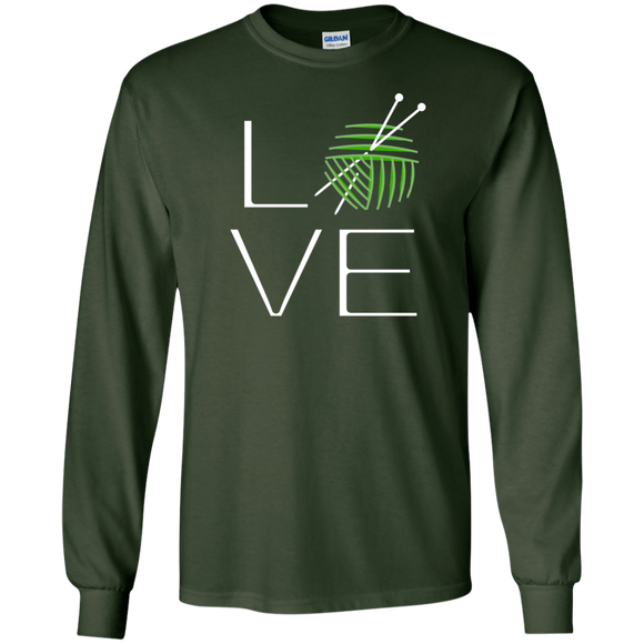 LOVE Knitting LS Ultra Cotton T-Shirt