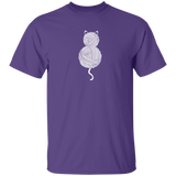 Yarn Kitty Ultra Cotton T-Shirt