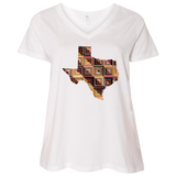 Texas Quilter Ladies Curvy Full-Figure T-Shirts