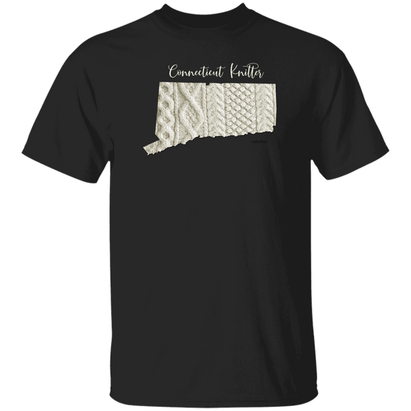 Connecticut Knitter Cotton T-Shirt