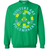 Quilters are Piecemakers Crewneck Sweatshirts - Crafter4Life - 10