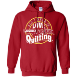 Time for Quilting Pullover Hoodies - Crafter4Life - 11
