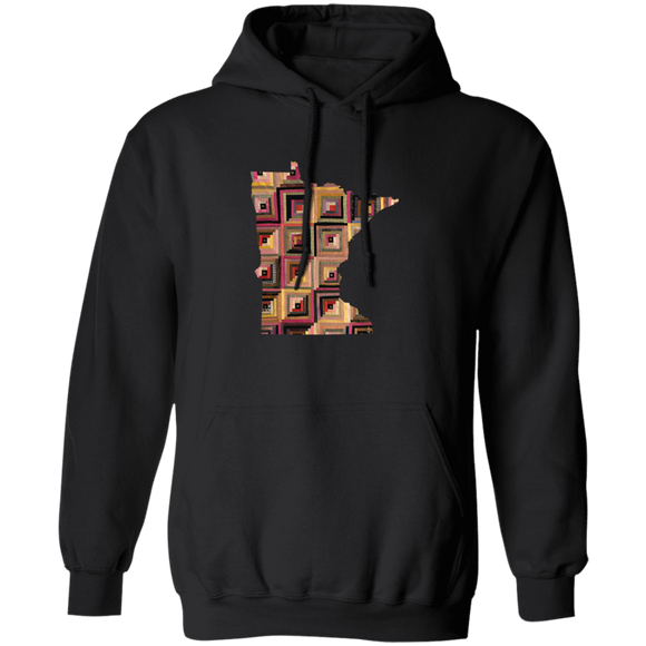 Minnesota Quilter Pullover Hoodie