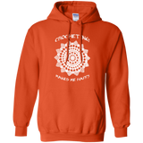 Crocheting Makes Me Happy Pullover Hoodie