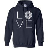 LOVE Quilting Pullover Hoodies - Crafter4Life - 3