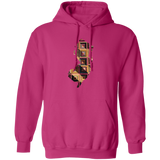New Jersey Quilter Pullover Hoodie