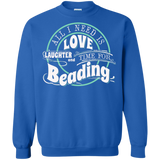Time for Beading Crewneck Sweatshirts - Crafter4Life - 6