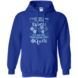 I Shop Faster than I Quilt Pullover Hoodies - Crafter4Life - 11