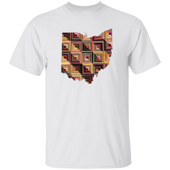 Ohio Quilter Cotton T-Shirt