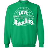 Time for Beading Crewneck Sweatshirts - Crafter4Life - 9