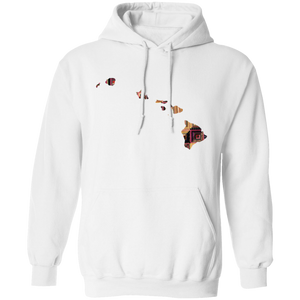 Hawaii Quilter Pullover Hoodie