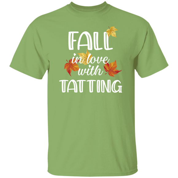 Fall in Love with Tatting T-Shirt