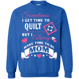 Time-Quilt-Mom Crewneck Sweatshirts - Crafter4Life - 8