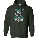 I Shop Faster than I Quilt Pullover Hoodies - Crafter4Life - 5