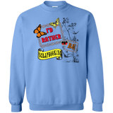 I'd Rather Be Scrapbooking Crewneck Sweatshirts - Crafter4Life - 10