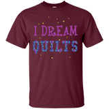 I Dream Quilts Custom Ultra Cotton T-Shirt - Crafter4Life - 6