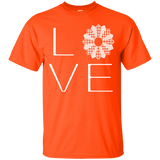 LOVE Quilting Custom Ultra Cotton T-Shirt - Crafter4Life - 3