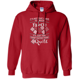 I Shop Faster than I Quilt Pullover Hoodies - Crafter4Life - 10