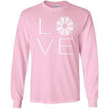 LOVE Quilting LS Ultra Cotton T-shirt - Crafter4Life - 8