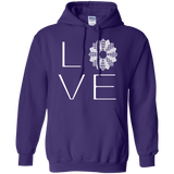 LOVE Quilting Pullover Hoodies - Crafter4Life - 12