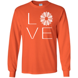 LOVE Quilting LS Ultra Cotton T-shirt - Crafter4Life - 4