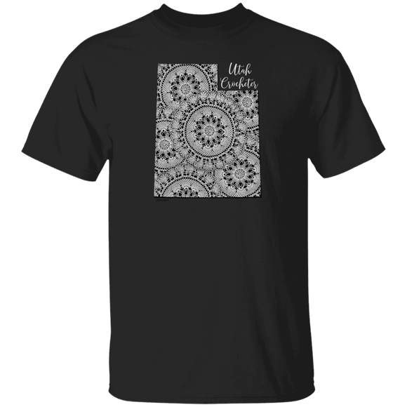 Utah Crocheter Cotton T-Shirt