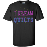 I Dream Quilts Custom Ultra Cotton T-Shirt - Crafter4Life - 5