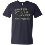 To Bead or Not to Bead Men's and Unisex T-Shirts - Crafter4Life - 11