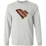 South Carolina Quilter LS Ultra Cotton T-Shirt