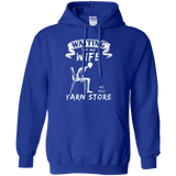 Waiting at the Yarn Store Hoodie - Crafter4Life - 4