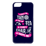 A Ball of Yarn - A Happy Me iPhone Cases