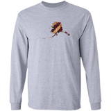 Alaska Quilter LS Ultra Cotton T-Shirt