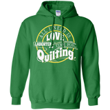 Time for Quilting Pullover Hoodies - Crafter4Life - 1