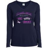 Good Day to Knit or Crochet Long Sleeve T-Shirts - Crafter4Life - 10