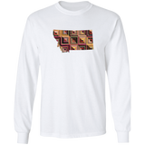 Montana Quilter LS Ultra Cotton T-Shirt