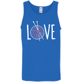 Knitting LOVE Cotton Tank Top