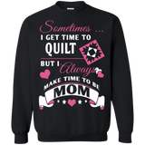 Time-Quilt-Mom Crewneck Sweatshirts - Crafter4Life - 3
