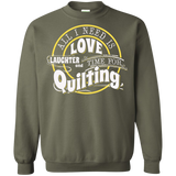 Time for Quilting Crewneck Sweatshirts - Crafter4Life - 10